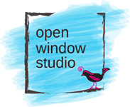 Open Window Studio Logo